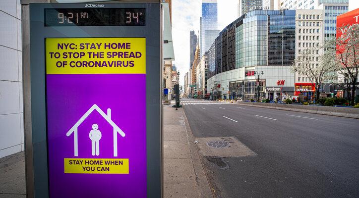 Former New York Governor Criticizes Coronavirus Response
