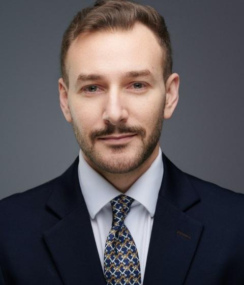 Portrait of Attorney James Steiner