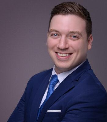 Portrait of Attorney Trevor Taylor