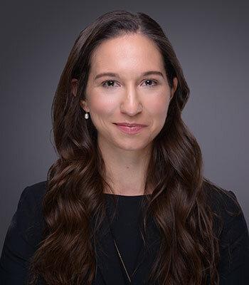 Portrait of Attorney Rebecca Forman