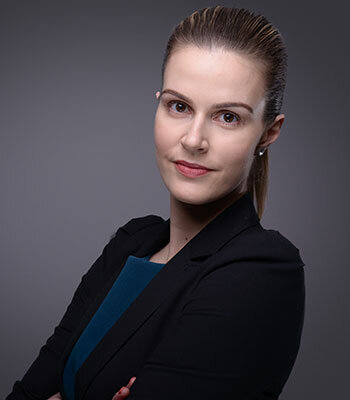 Portrait of Attorney Mariya Atanasova