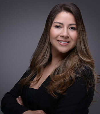 Portrait of Attorney Jennifer Jimenez