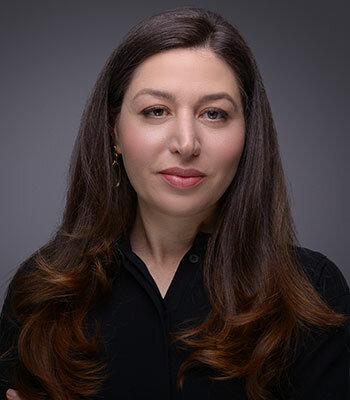 Portrait of Attorney Dana Cohen