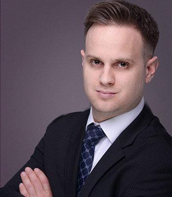 Portrait of Attorney Travis Carter