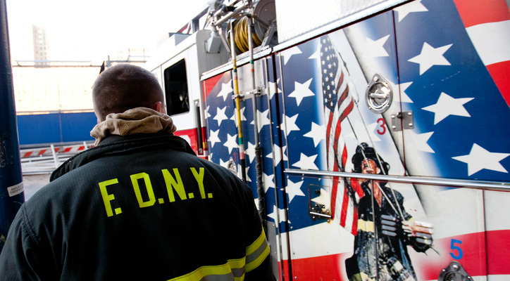 Even After 17 Years, 911 First Responders Still Suffer