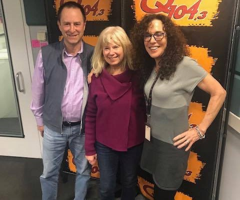 Michael Barasch, Dr. Kerry Kelly, and Shelli Sonstein